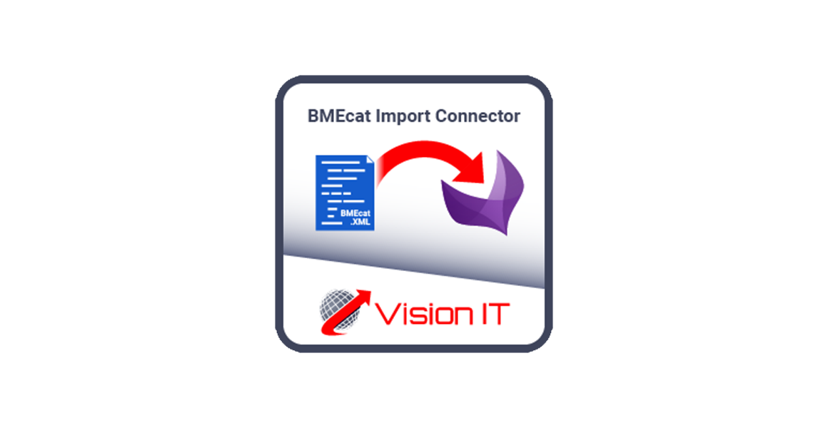 Akeneo PIM BMEcat Import Connector