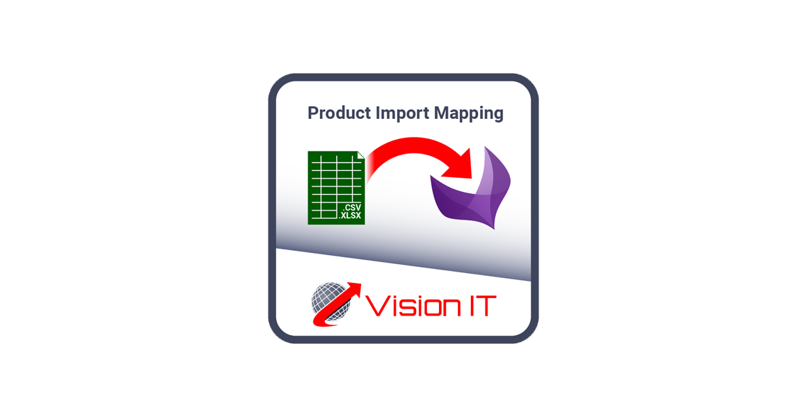 Product Import Mapping